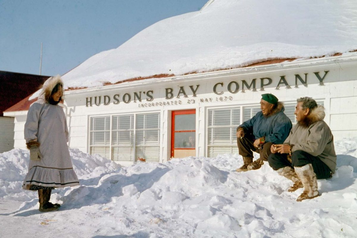 Hudson's Bay Company's Contribution to Canadian History and Its Borders