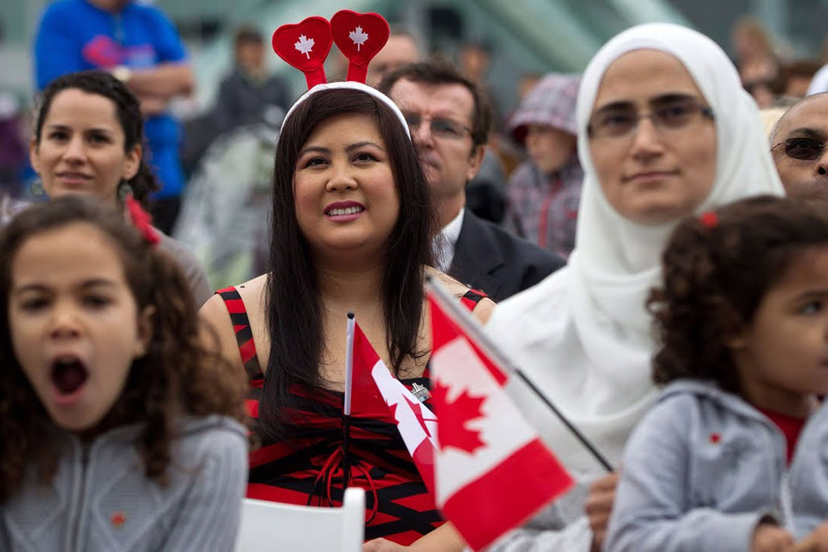 """""""Go Back to Where You Came from"""" Mentality in Canada and How It Evolved through the Years"""